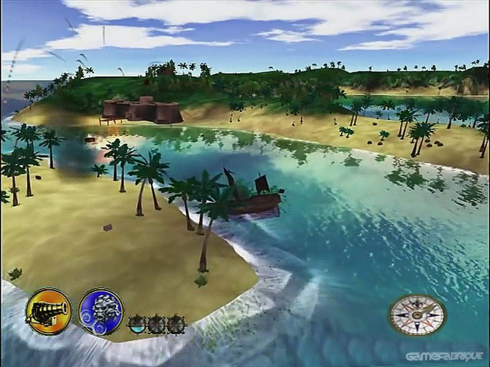 Pirates: The Legend of Black Kat Download Game | GameFabrique