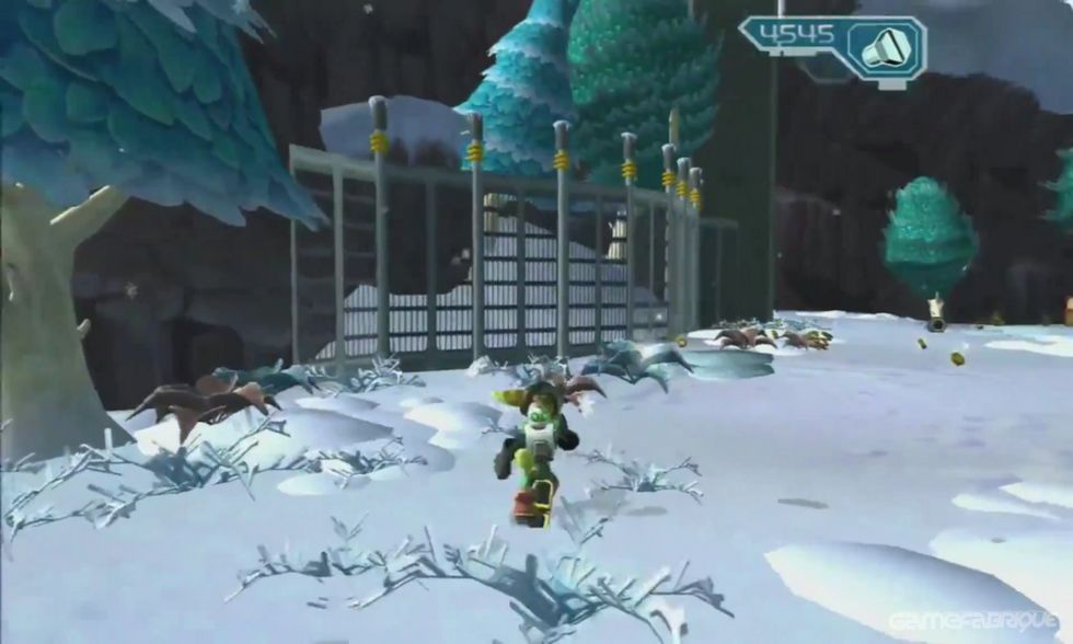 Ratchet and Clank: Going Commando Download Game | GameFabrique