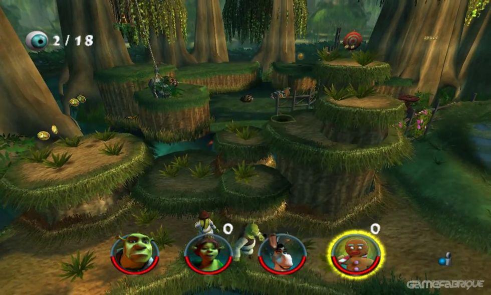 Shrek 2 Download Game | GameFabrique
