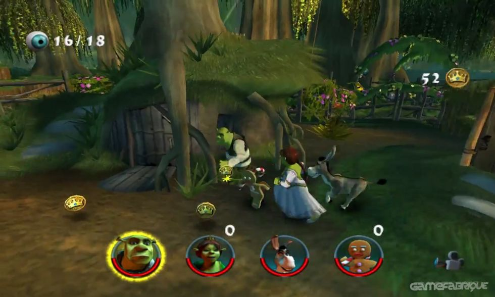 Shrek 2 Mac Game