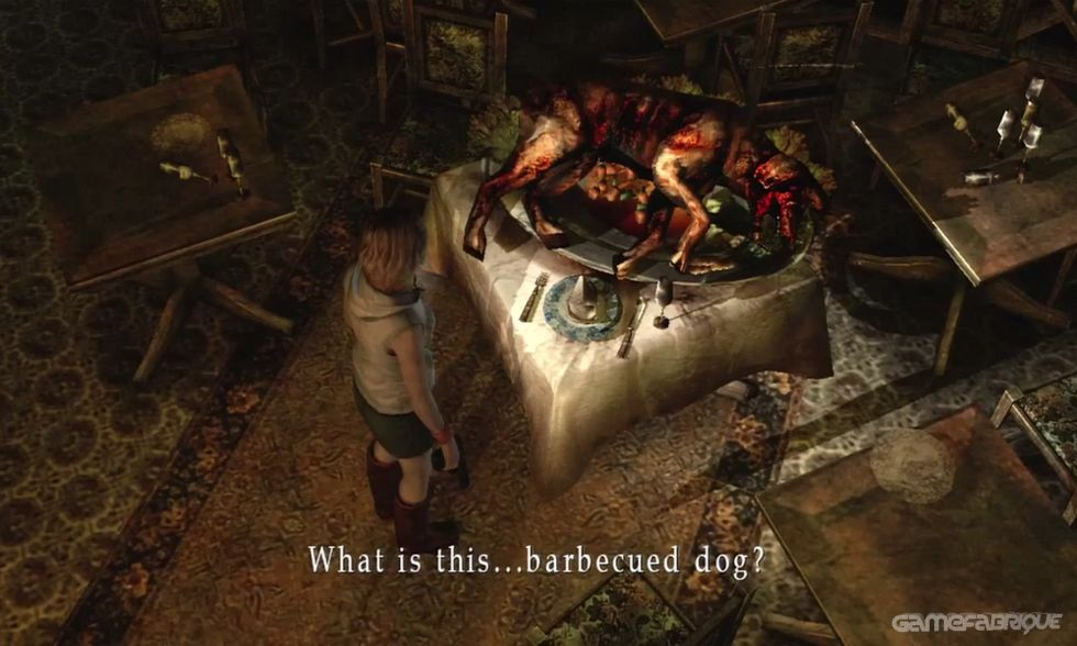 Silent Hill 3 Download Game Gamefabrique