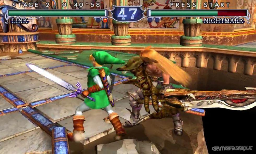 Soul Calibur 2 Download Game   GameFabrique