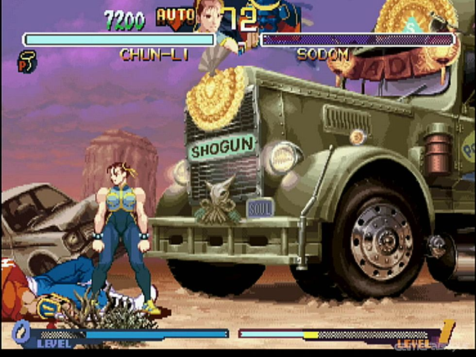 Street Fighter Anniversary Collection Download Game Gamefabrique
