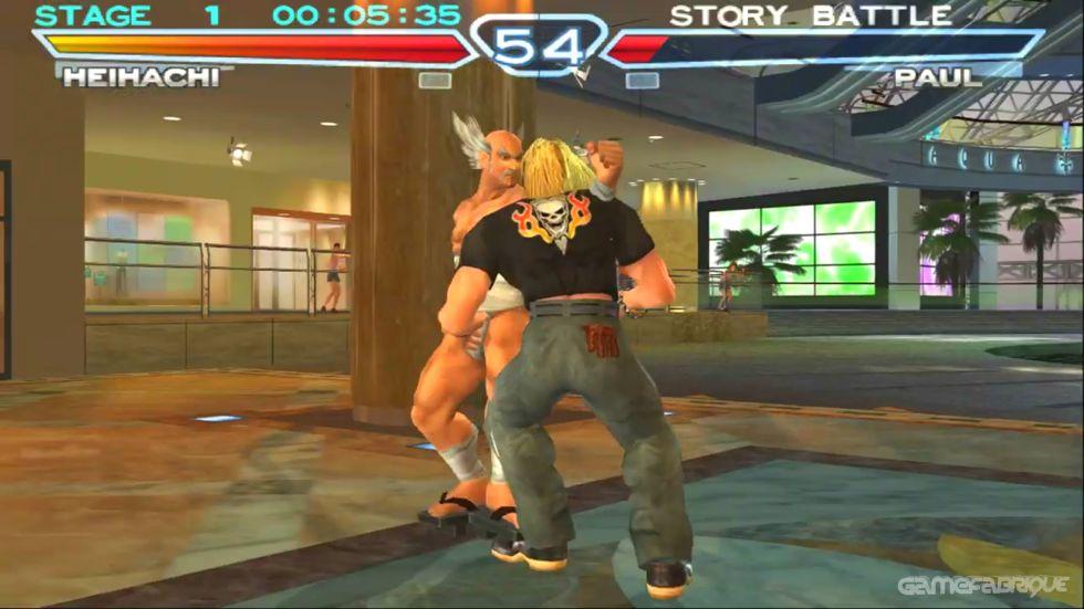 Tekken 4 Download Game Gamefabrique