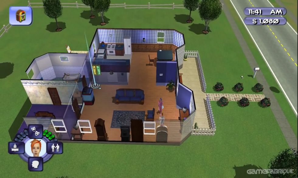 The Sims Bustin' Out Download Game | GameFabrique
