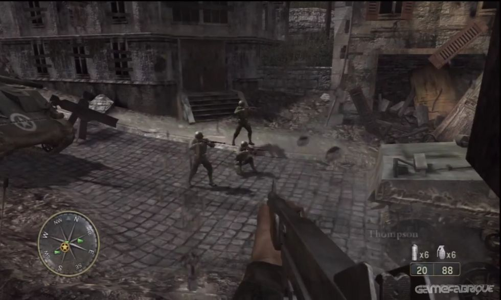 Call of Duty 3 Download Game | GameFabrique