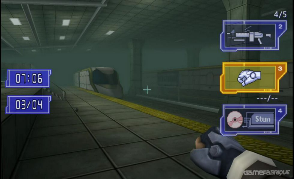 Ghost In The Shell Stand Alone Complex Download Game Gamefabrique
