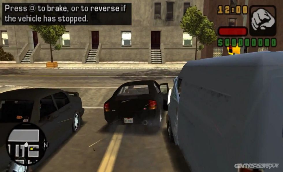 Grand Theft Auto: Liberty City Stories Download Game | GameFabrique