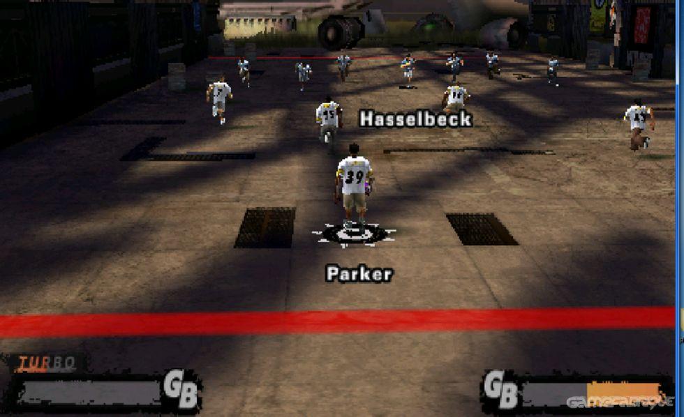 NFL Street 3 Download Game | GameFabrique