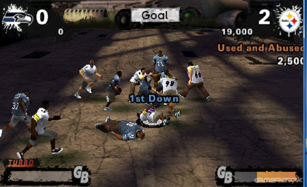 NFL Street 3 Download Game   GameFabrique