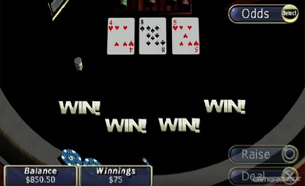 Payout Poker and Casino Download Game   GameFabrique