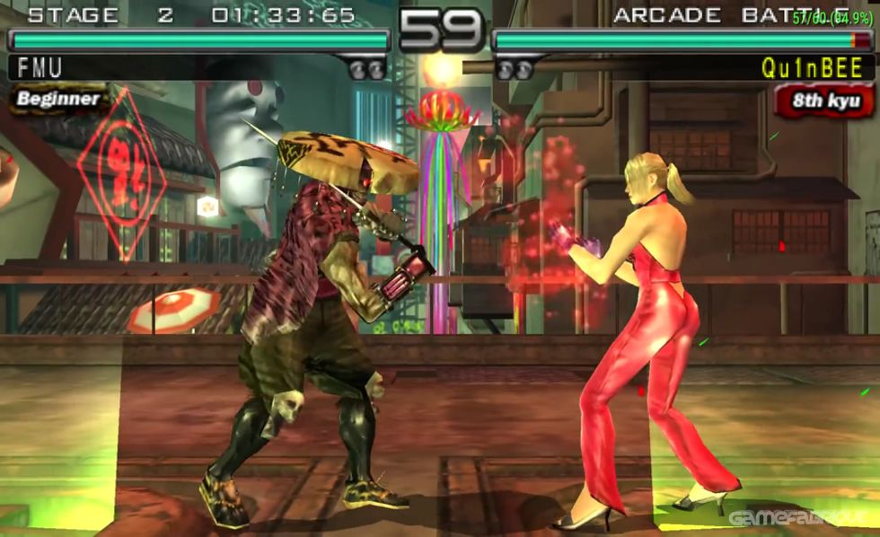 Tekken: Dark Resurrection Download Game | GameFabrique