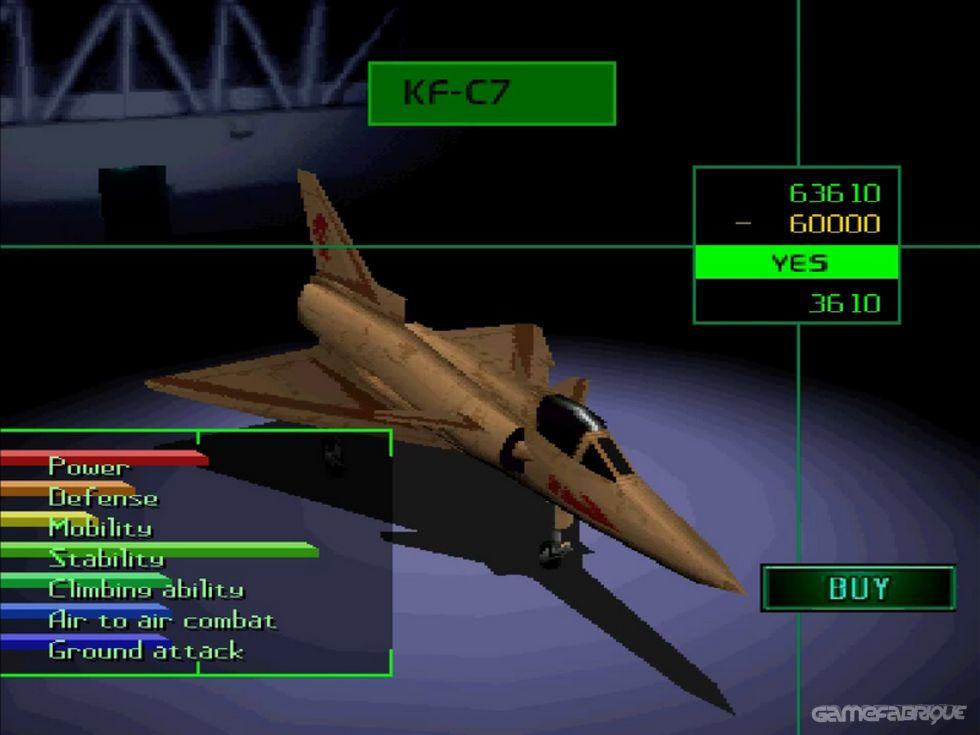 Ace Combat 2 Download Game | GameFabrique