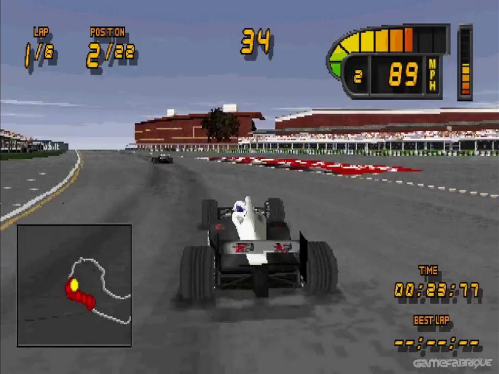 Formula 1 98 Download Game | GameFabrique