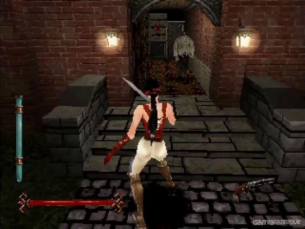 Nightmare Creatures Download Game | GameFabrique