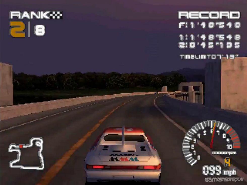 R4 Ridge Racer Type 4 Download Game | GameFabrique
