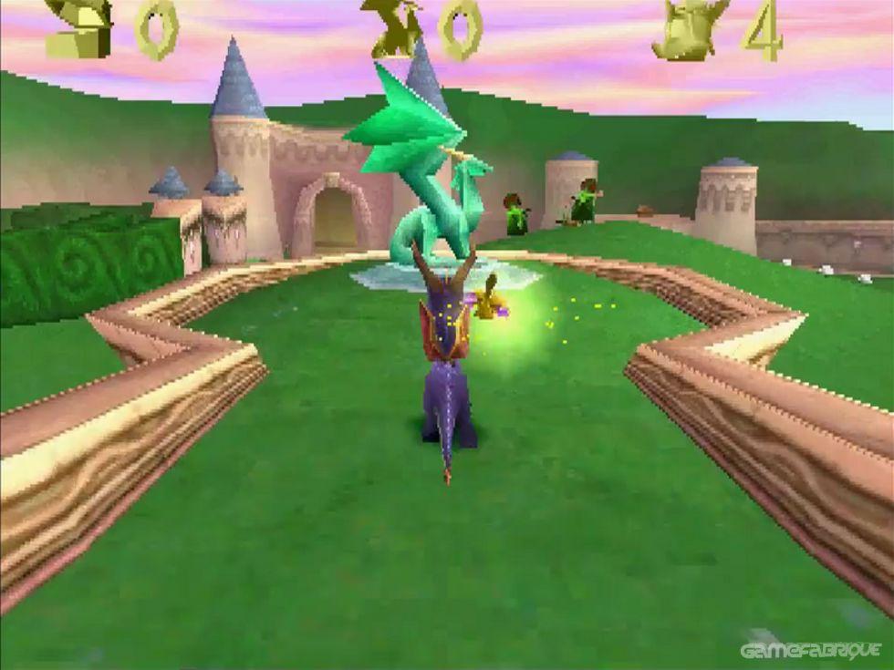 Spyro the Dragon Download Game   GameFabrique