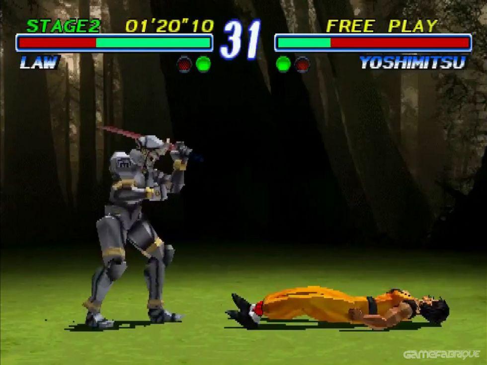 Tekken 2 Download Game | GameFabrique