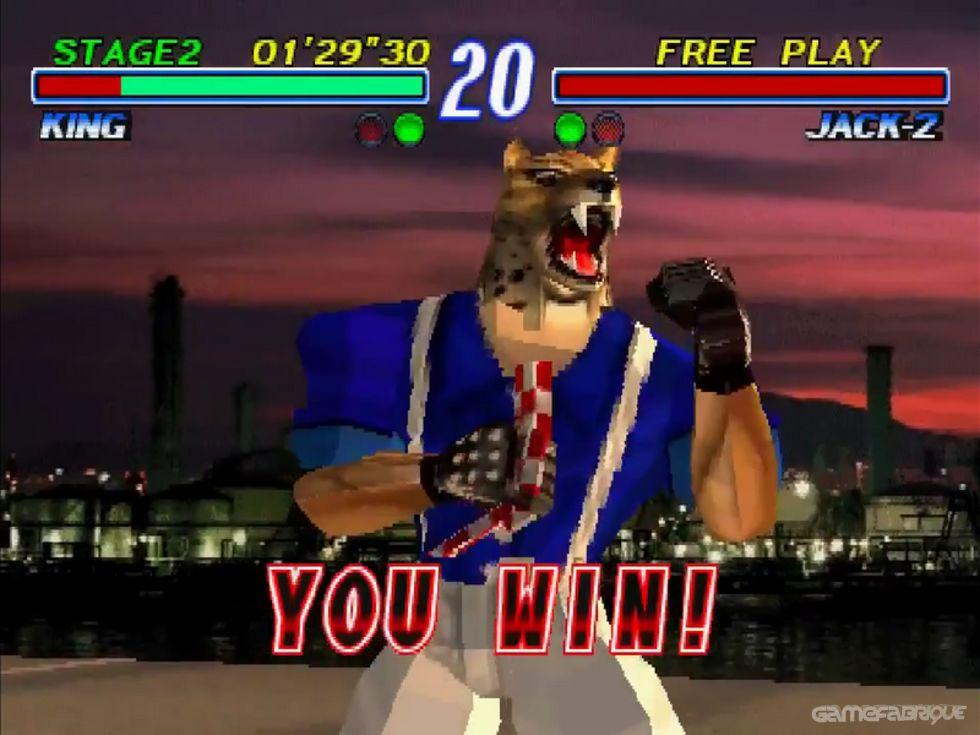 Tekken 2 Download Game Gamefabrique