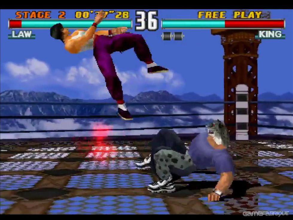 Tekken 3 Download Gamefabrique