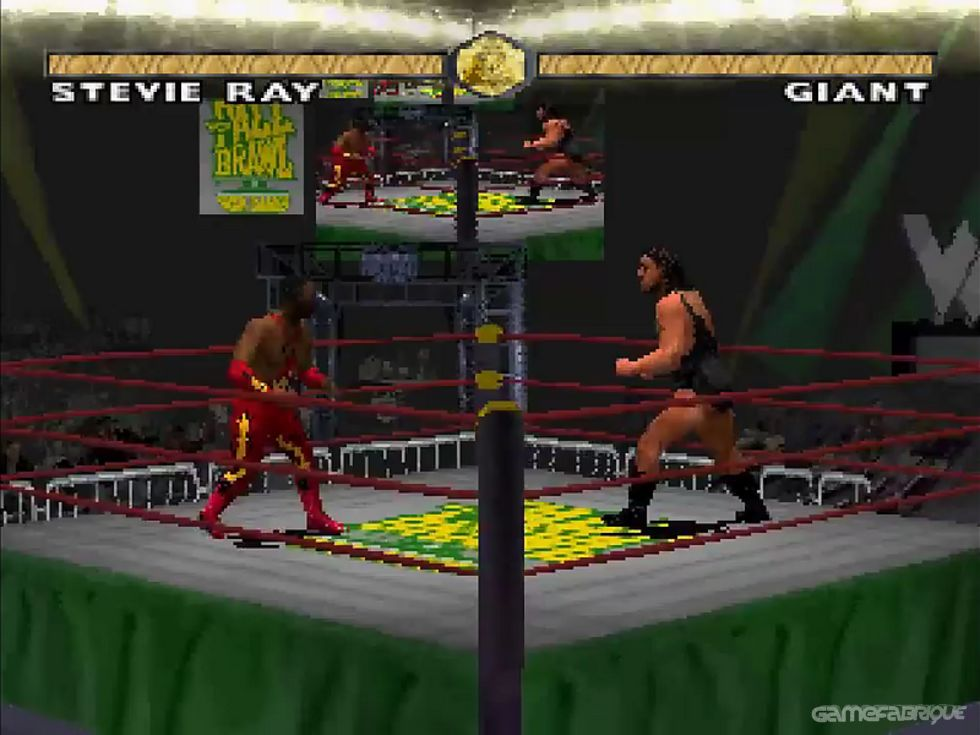 WCW Nitro Download Game | GameFabrique