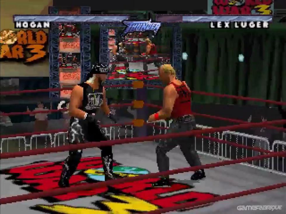 Wcw/Nwo Thunder Download Game | GameFabrique