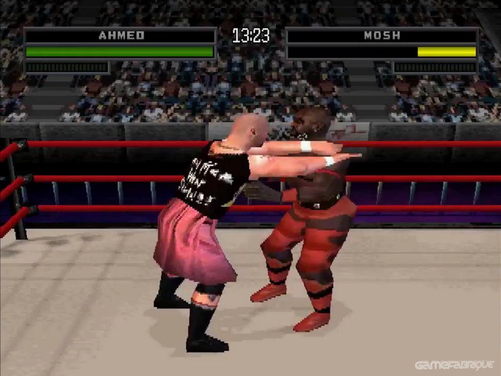 WWF War Zone Download Game | GameFabrique