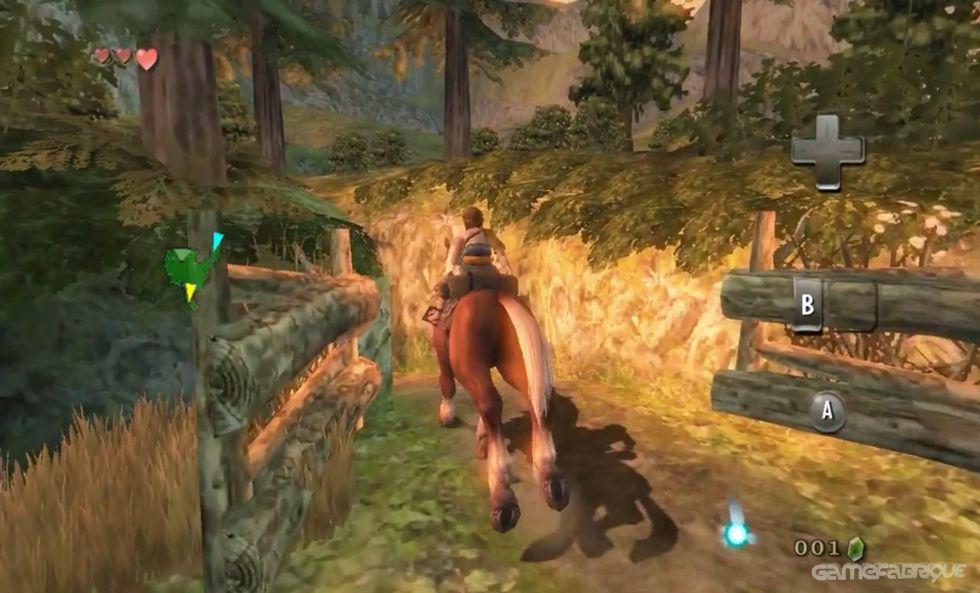 The Legend of Zelda: Twilight Princess Download Game