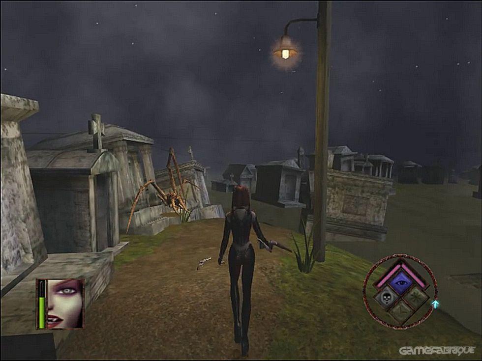 Bloodrayne Download Game Gamefabrique