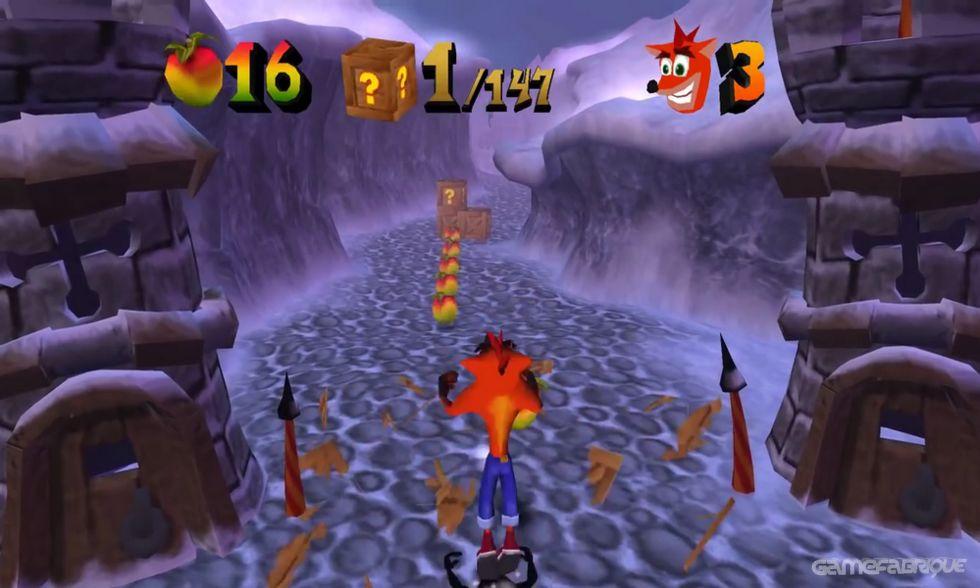 Crash Bandicoot: The Wrath of Cortex Download Game