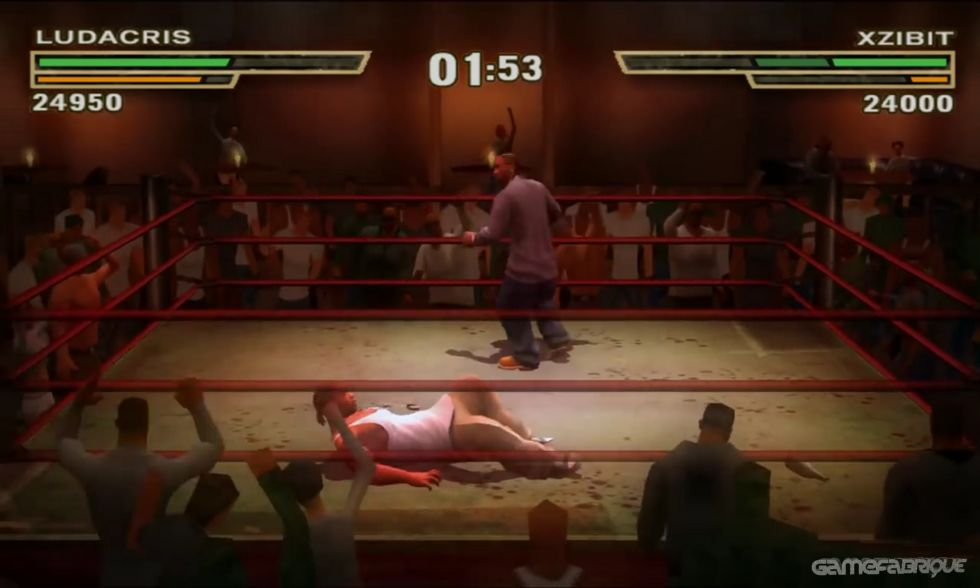 Def Jam: Fight For NY Download Game | GameFabrique