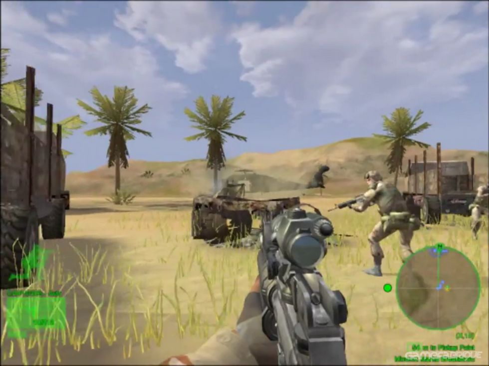 Delta Force: Black Hawk Down Download Game