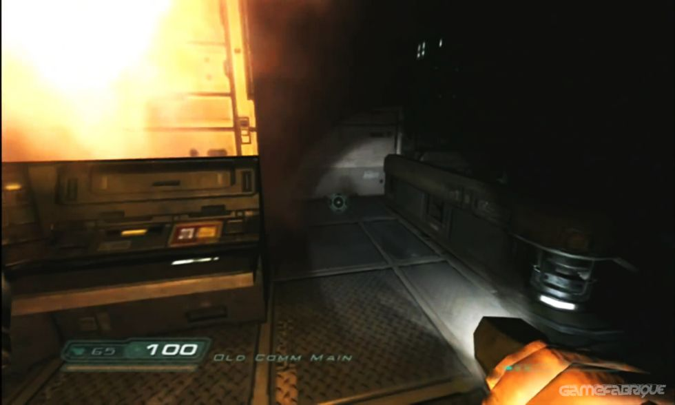Doom 3 Download Game | GameFabrique