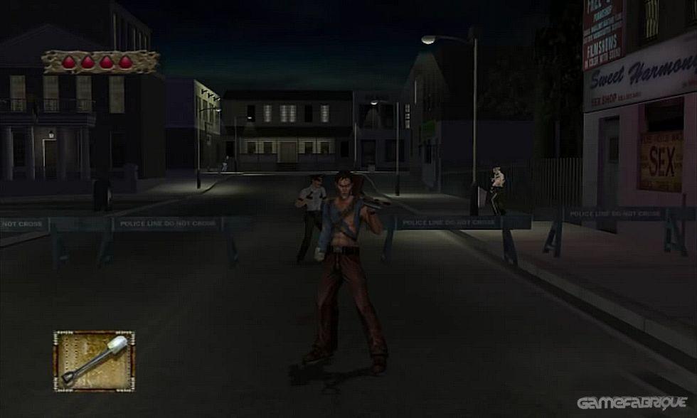 Evil Dead: A Fistful Of Boomstick Download Game   GameFabrique