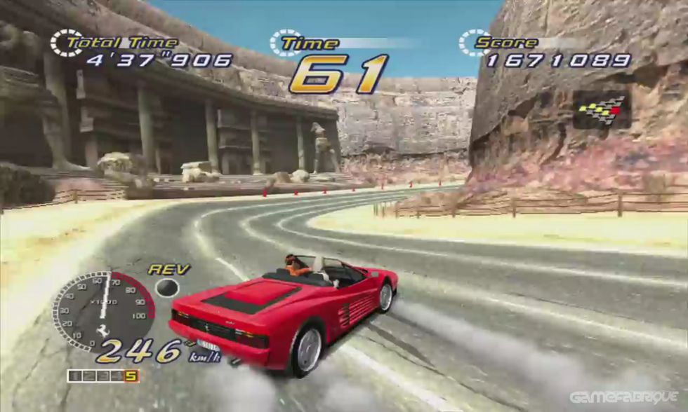 Outrun 2 Download Game | GameFabrique