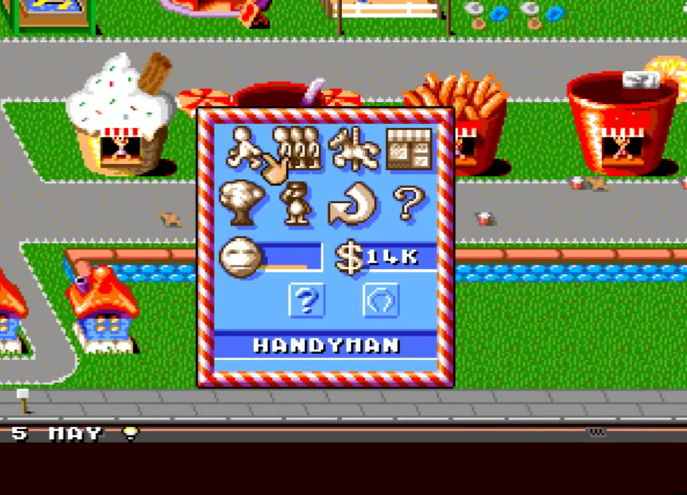 Download theme park games