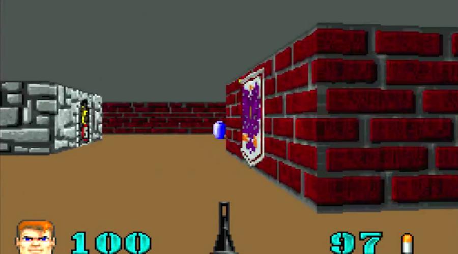 Wolfenstein 3d download mac os x