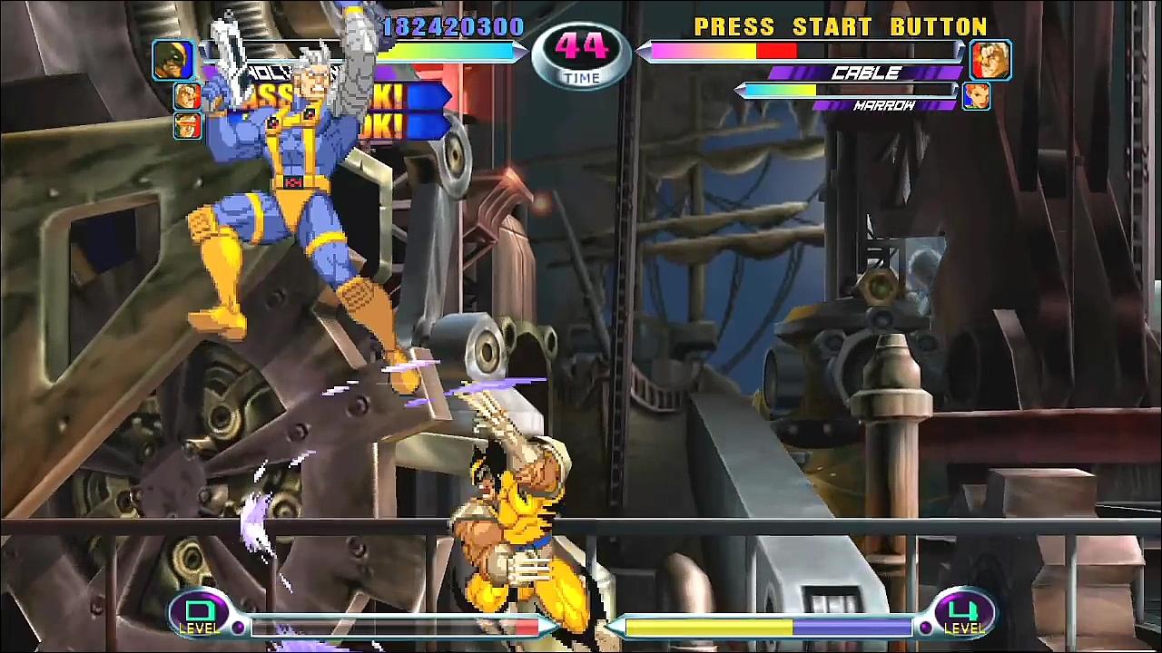 Marvel Vs Capcom Download Game | GameFabrique