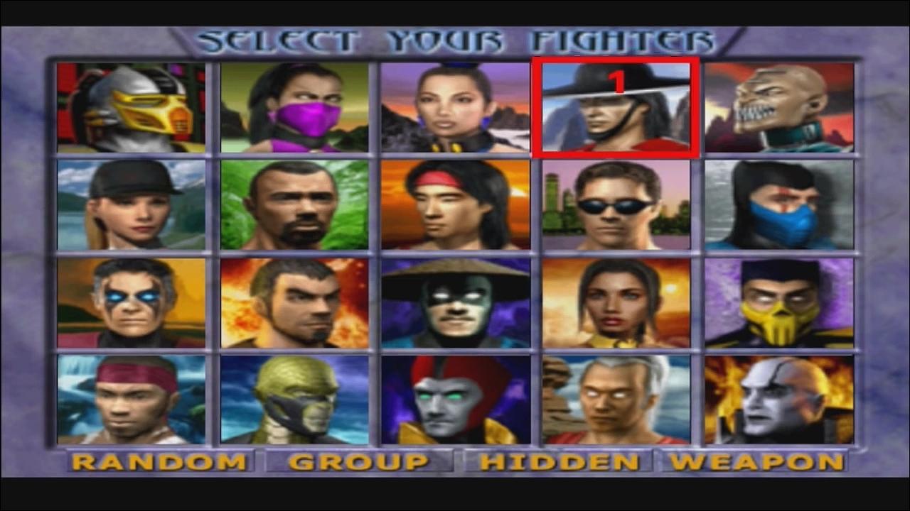 Mortal kombat secrets.