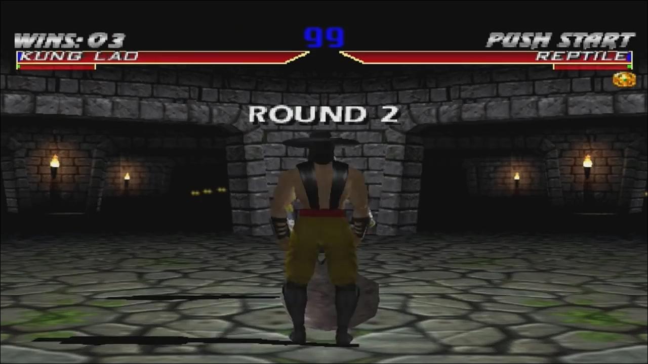 Mortal Kombat Gold Download Game | GameFabrique