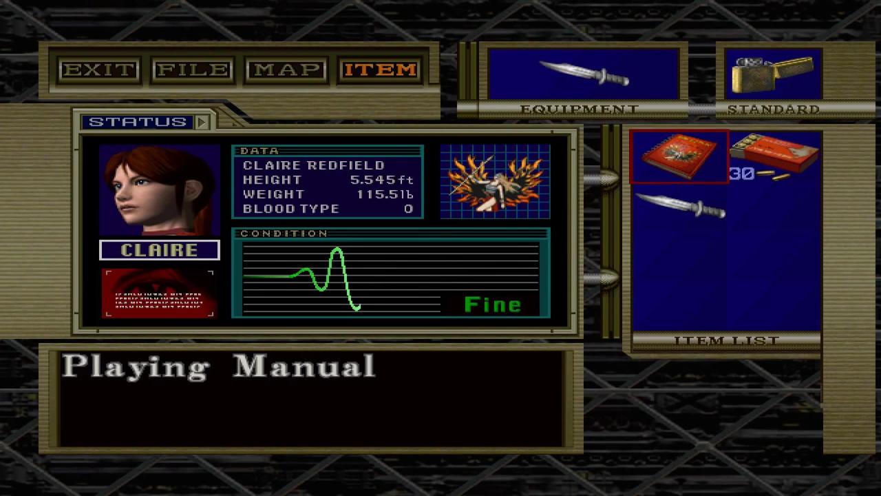 Resident Evil Code: Veronica Download Game | GameFabrique
