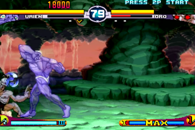 Street Fighter 3: Double Impact Download Game | GameFabrique