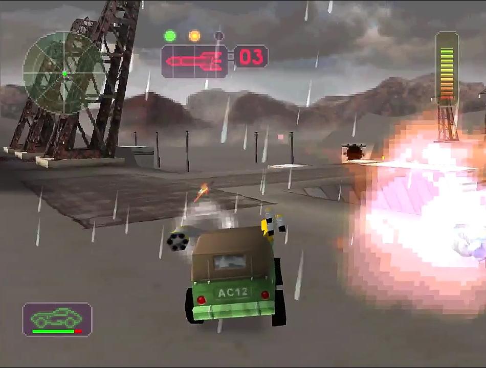 Vigilante 8: Second Offense Download Game | GameFabrique