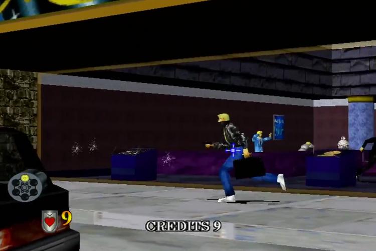 تحميل لعبة الأكشن الشهيرة والقديمة Virtua Cop الجزء الأول بحجم خفيف