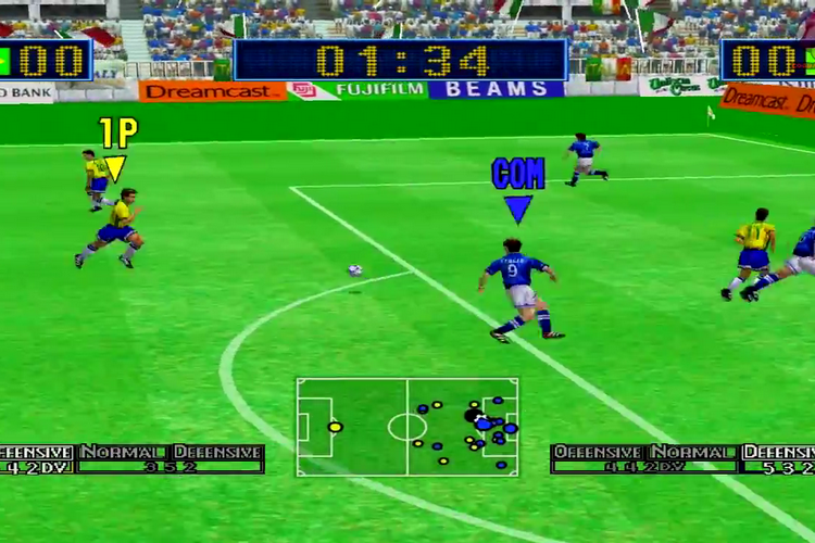 virtua striker per pc