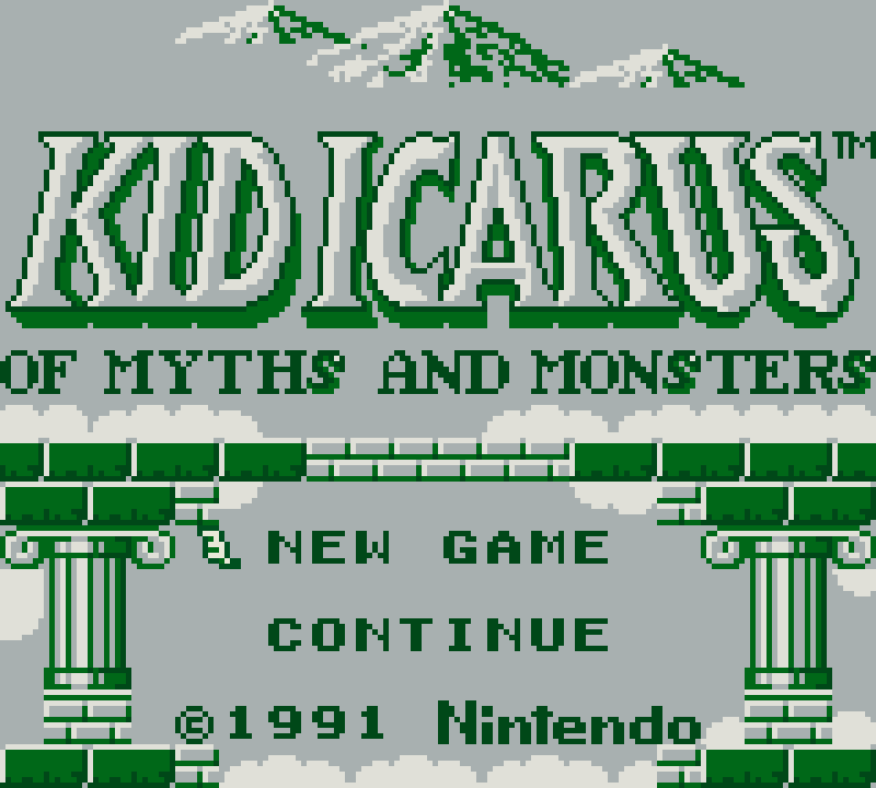 Kid Icarus Of Myths And Monsters Screenshots