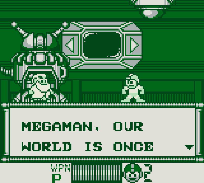mega man 5 letter g