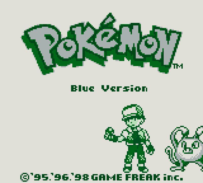 pokemon blue emulator download