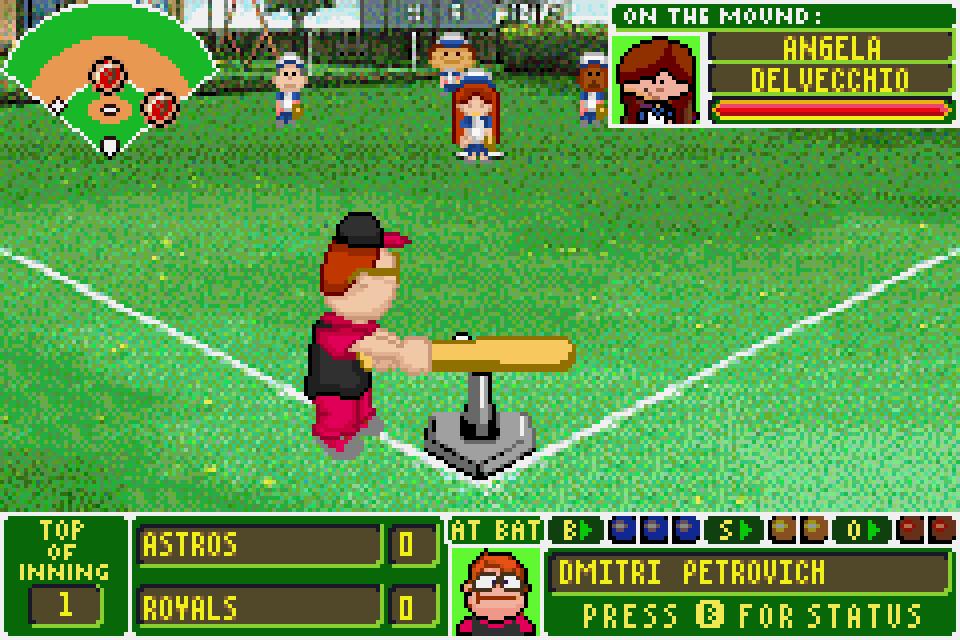 Backyard Baseball 2003 Free Download Full PC Game Setup