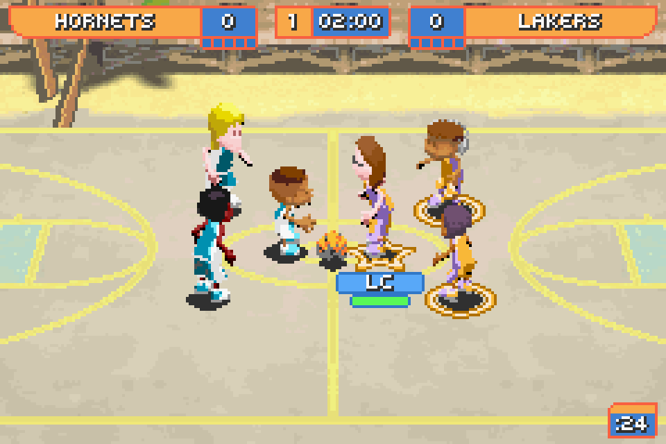 Backyard Basketball · Backyard Basketball ...